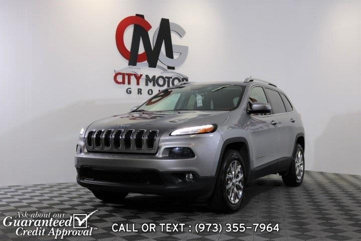 Used 2016 Jeep Cherokee in Haskell, New Jersey | City Motor Group Inc.. Haskell, New Jersey