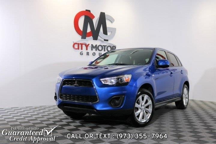 Used 2015 Mitsubishi Outlander Sport in Haskell, New Jersey | City Motor Group Inc.. Haskell, New Jersey
