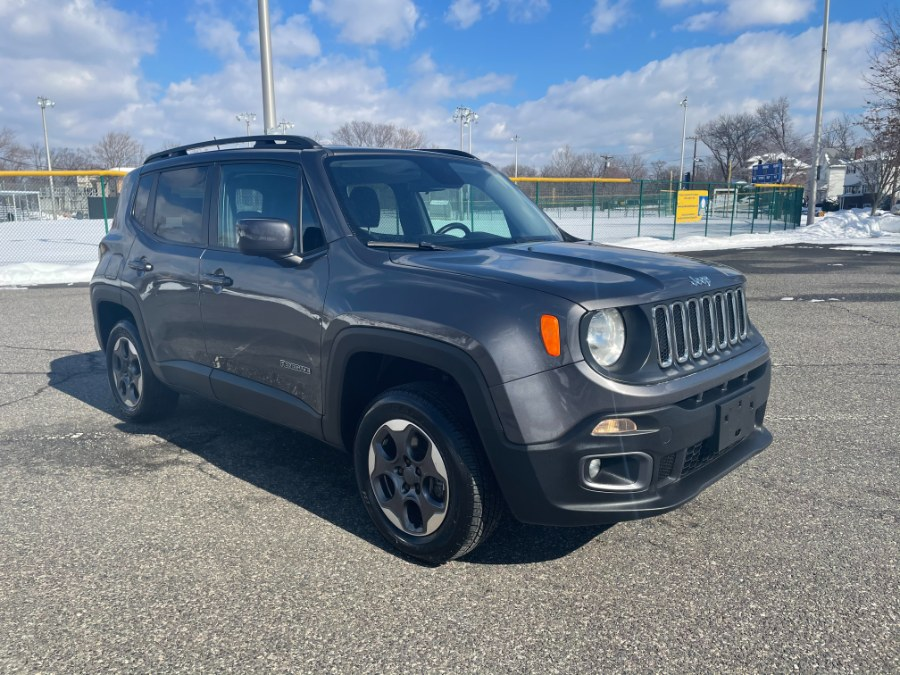 Used Jeep Renegade 4WD 4dr Latitude 2016 | Cars With Deals. Lyndhurst, New Jersey