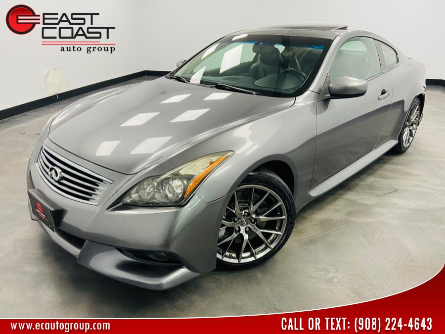 Used 2011 INFINITI G37 Coupe in Linden, New Jersey | East Coast Auto Group. Linden, New Jersey