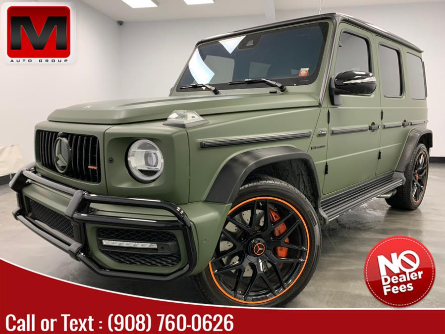 Used 2020 Mercedes-Benz G-Class in Elizabeth, New Jersey | M Auto Group. Elizabeth, New Jersey