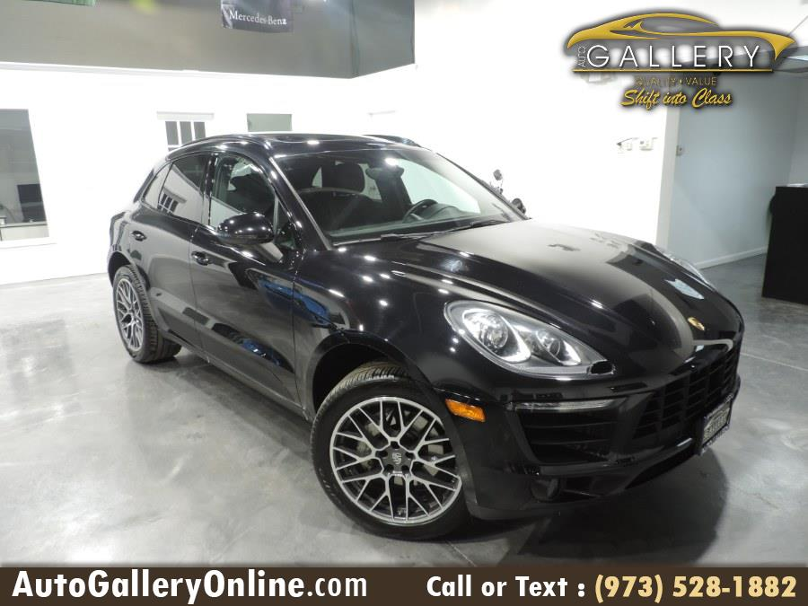 Used Porsche Macan AWD 4dr S 2016 | Auto Gallery. Lodi, New Jersey