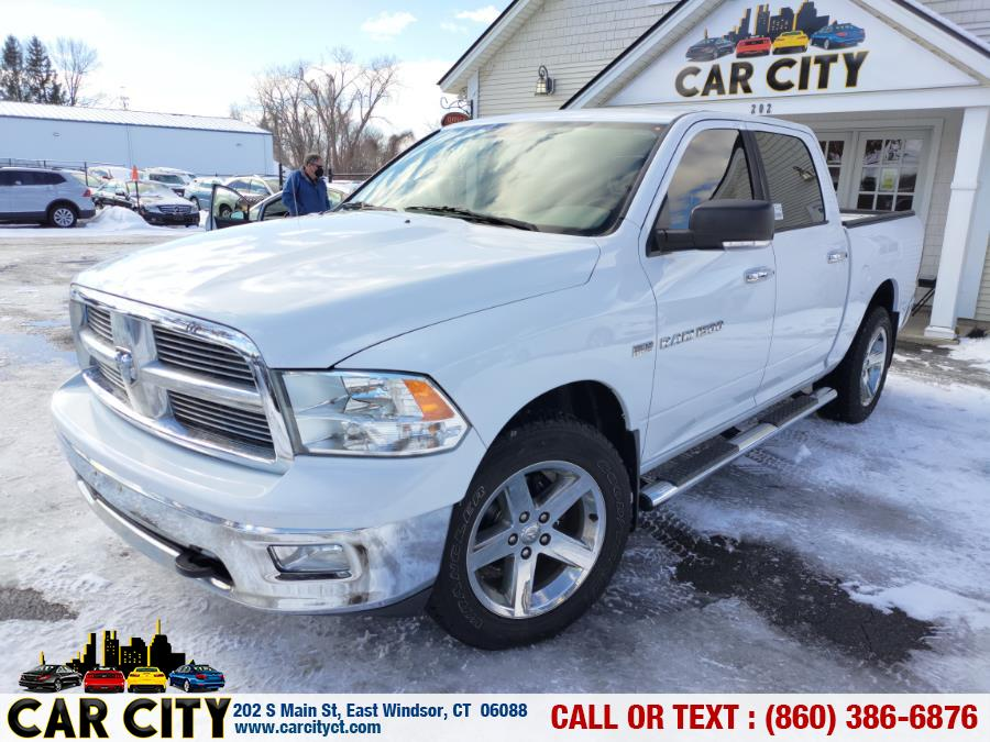 "Used Ram 1500 4WD Crew Cab 140.5"" Big Horn 2012 