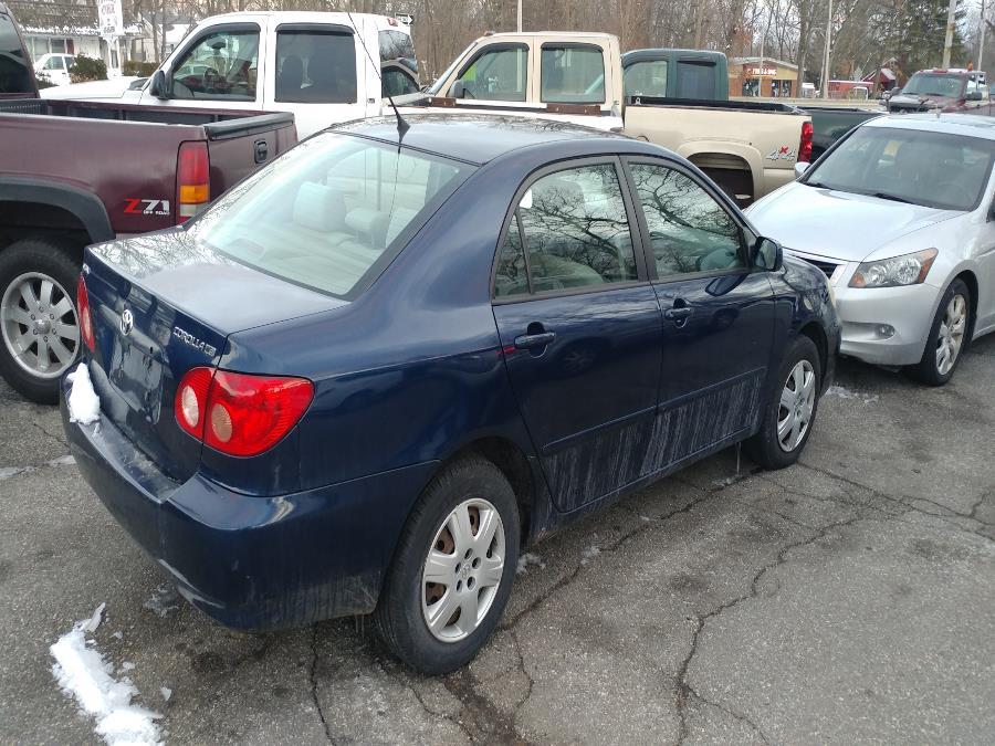 Used Toyota Corolla 4dr Sdn Auto LE (Natl) 2007 | Matts Auto Mall LLC. Chicopee, Massachusetts