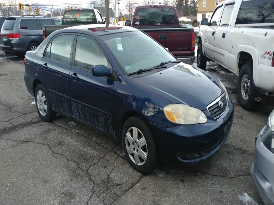 Used 2007 Toyota Corolla in Chicopee, Massachusetts | Matts Auto Mall LLC. Chicopee, Massachusetts