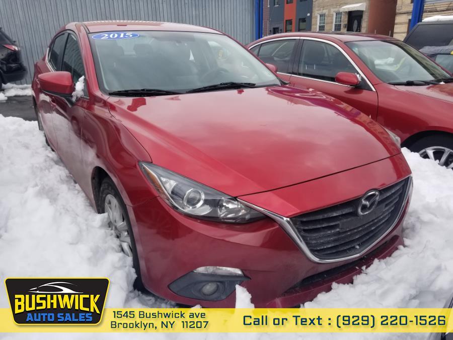 Used 2015 Mazda Mazda3 in Brooklyn, New York | Bushwick Auto Sales LLC. Brooklyn, New York