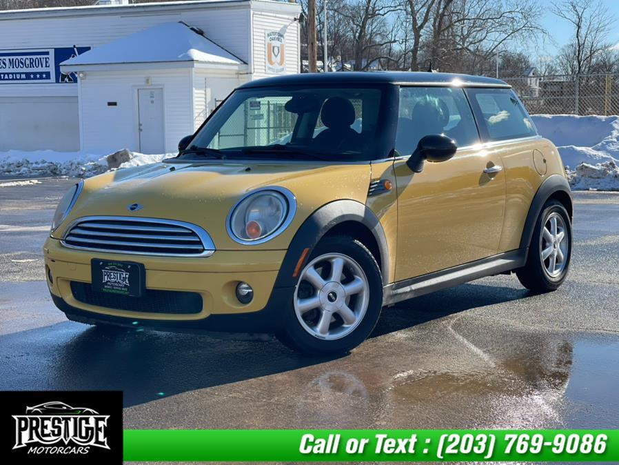 Used 2007 MINI Cooper Hardtop in Oakville, Connecticut | J&J Auto Sales & Repairs llc DBA Prestige Motorcar. Oakville, Connecticut