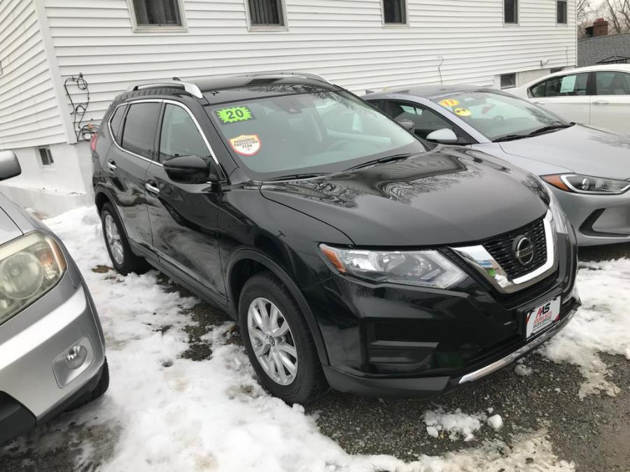 Used 2020 Nissan Rogue in Milford, Connecticut | Adonai Auto Sales LLC. Milford, Connecticut