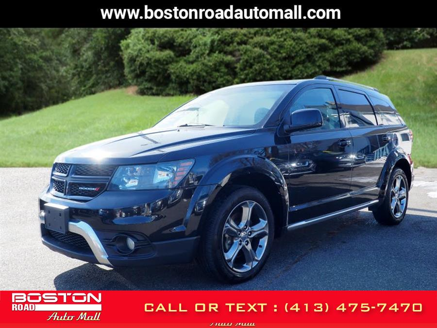 Used 2017 Dodge Journey in Springfield, Massachusetts | Boston Road Auto Mall. Springfield, Massachusetts