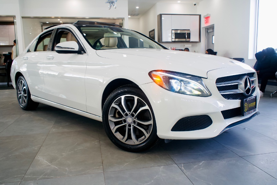 Used Mercedes-Benz C-Class C 300 4MATIC Sedan 2017 | C Rich Cars. Franklin Square, New York