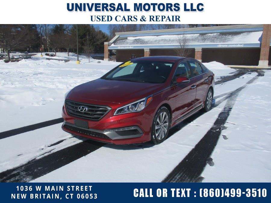 Used 2016 Hyundai Sonata in New Britain, Connecticut | Universal Motors LLC. New Britain, Connecticut