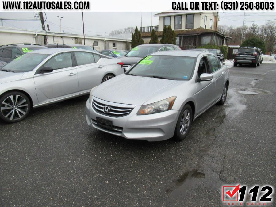 Used Honda Accord Sdn 4dr I4 Auto SE 2012 | 112 Auto Sales. Patchogue, New York