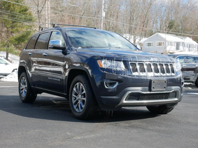 Used 2015 Jeep Grand Cherokee in Canton, Connecticut | Canton Auto Exchange. Canton, Connecticut