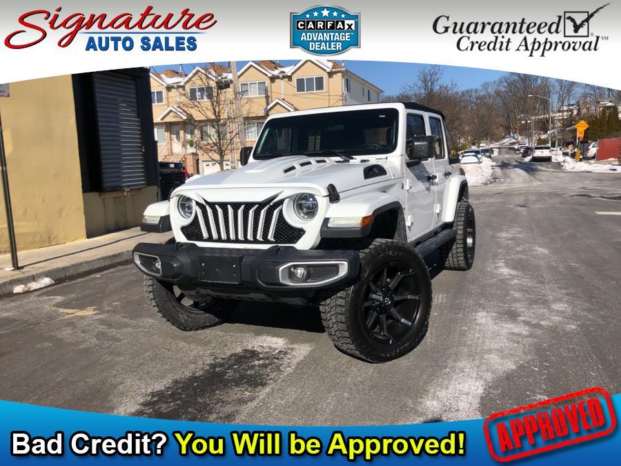 Used 2019 Jeep Wrangler Unlimited in Franklin Square, New York | Signature Auto Sales. Franklin Square, New York