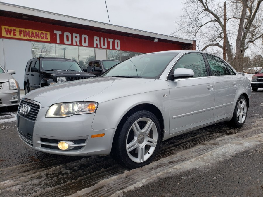 Used 2007 Audi A4 in East Windsor, Connecticut | Toro Auto. East Windsor, Connecticut