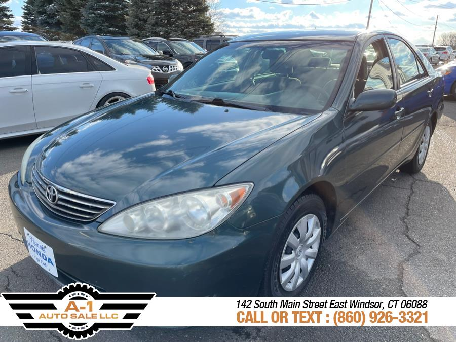 Used 2005 Toyota Camry in East Windsor, Connecticut | A1 Auto Sale LLC. East Windsor, Connecticut