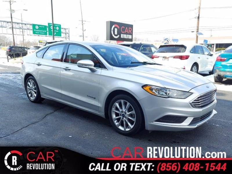 Used Ford Fusion Hybrid SE 2017 | Car Revolution. Maple Shade, New Jersey