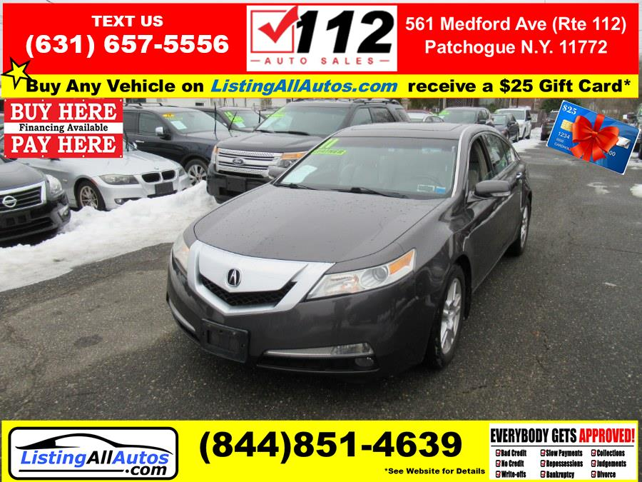 Used 2011 Acura TL in Patchogue, New York | www.ListingAllAutos.com. Patchogue, New York