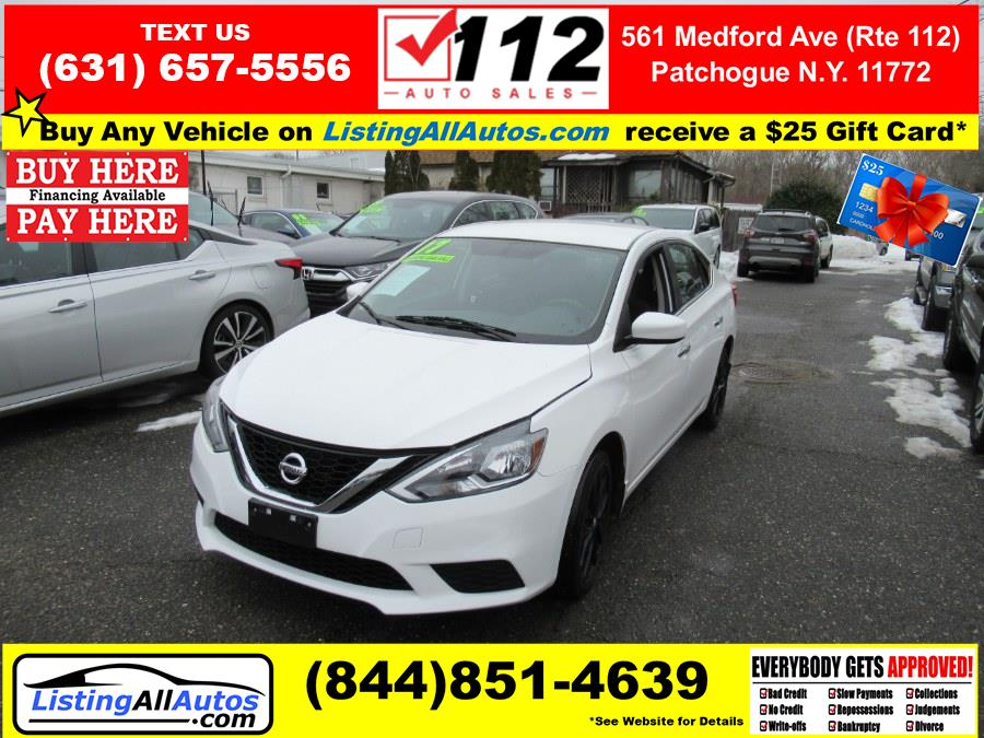 Used 2017 Nissan Sentra in Patchogue, New York | www.ListingAllAutos.com. Patchogue, New York