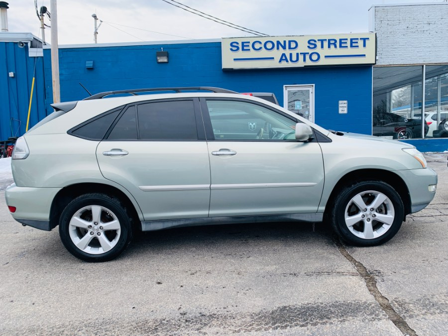 Used 2008 Lexus Rx 350 in Manchester, New Hampshire | Second Street Auto Sales Inc. Manchester, New Hampshire