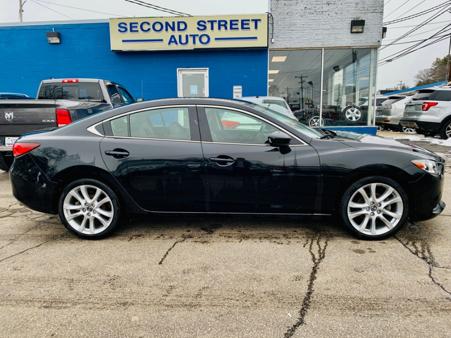 Used 2015 Mazda Mazda6 in Manchester, New Hampshire | Second Street Auto Sales Inc. Manchester, New Hampshire