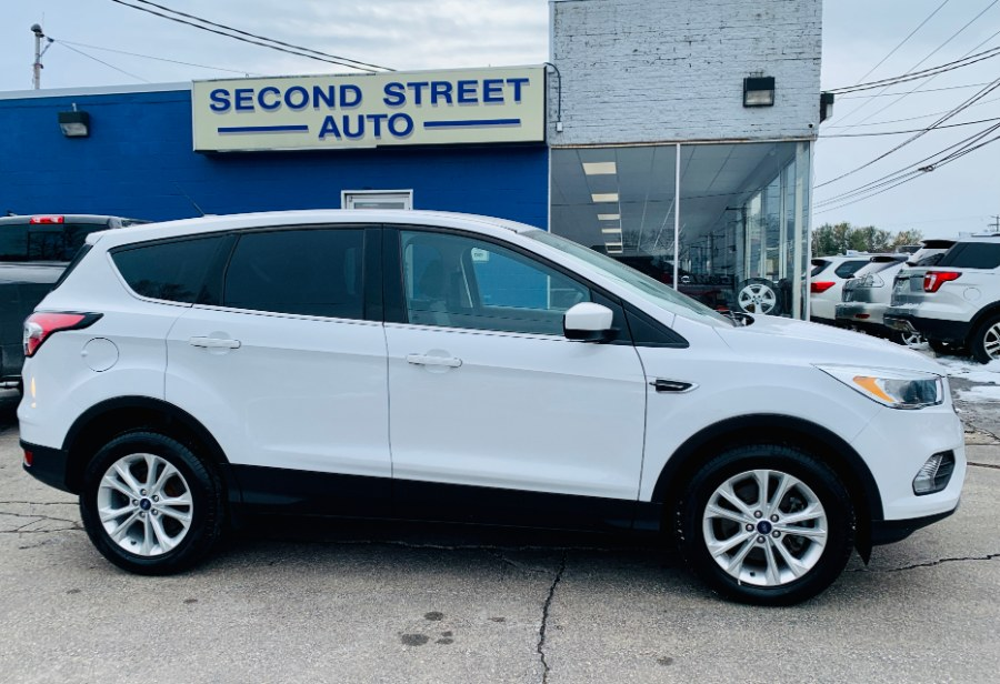 Used 2017 Ford Escape in Manchester, New Hampshire | Second Street Auto Sales Inc. Manchester, New Hampshire