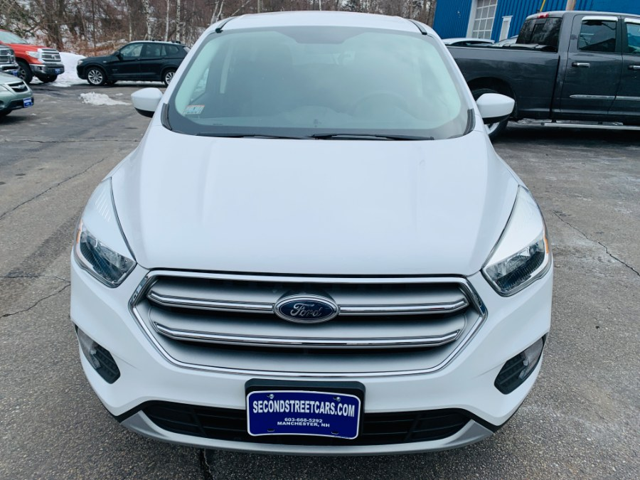 Used Ford Escape SE 2017 | Second Street Auto Sales Inc. Manchester, New Hampshire