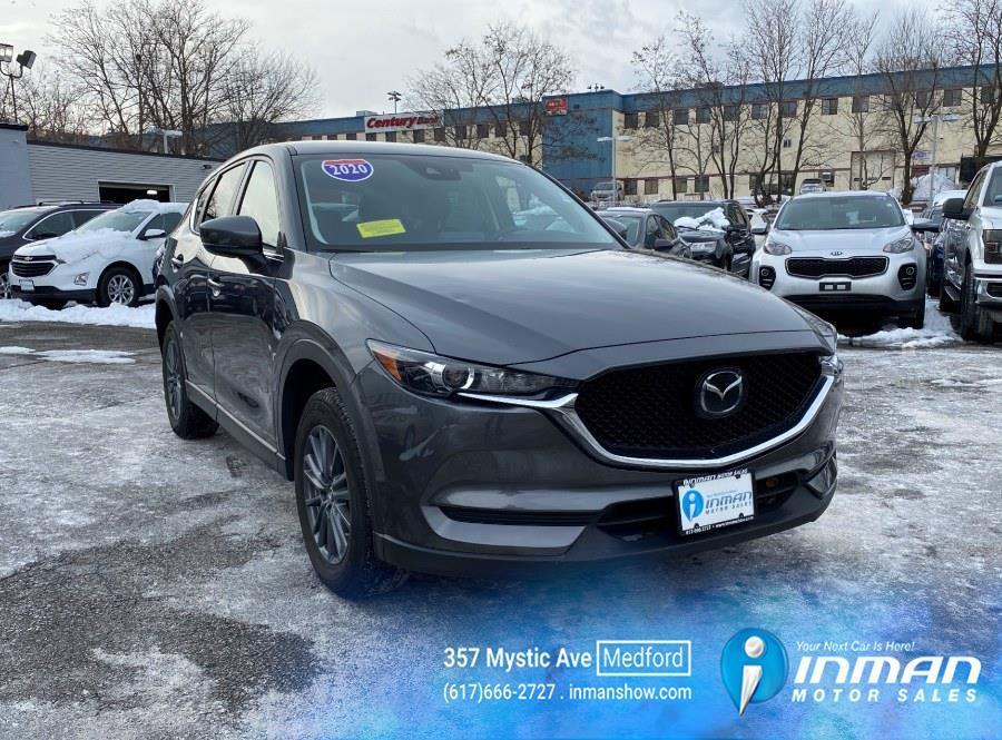 Used 2020 Mazda CX-5 in Medford, Massachusetts   Inman Motors Sales. Medford, Massachusetts