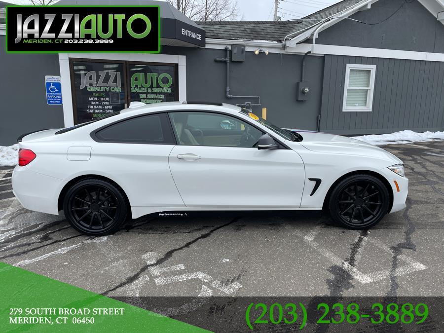 Used 2014 BMW 4 Series in Meriden, Connecticut | Jazzi Auto Sales LLC. Meriden, Connecticut