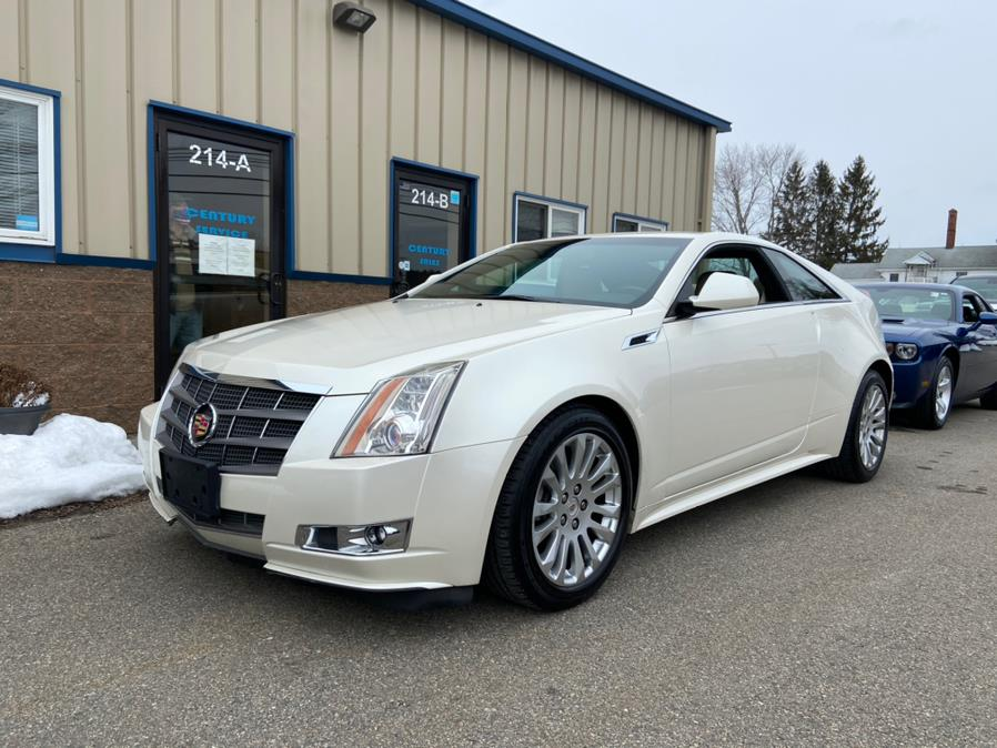 Used 2011 Cadillac CTS Coupe in East Windsor, Connecticut | Century Auto And Truck. East Windsor, Connecticut