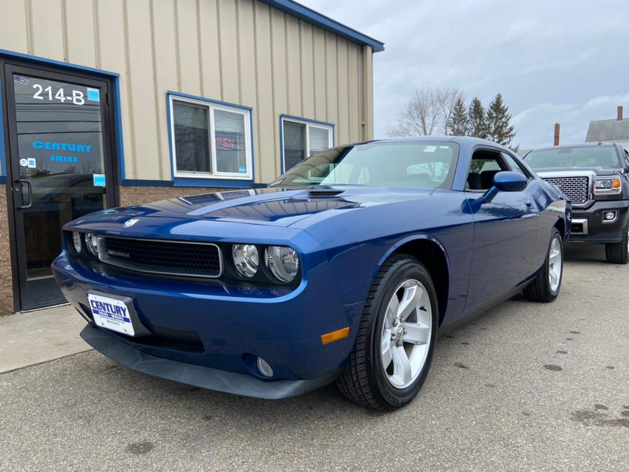 Used 2010 Dodge Challenger in East Windsor, Connecticut | Century Auto And Truck. East Windsor, Connecticut