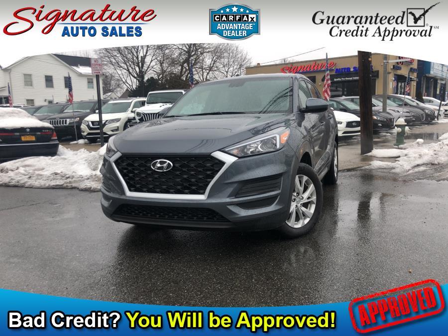 Used 2019 Hyundai Tucson in Franklin Square, New York | Signature Auto Sales. Franklin Square, New York