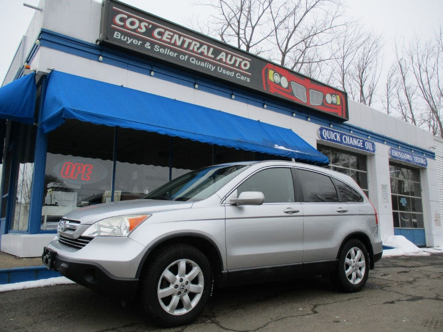 Used Honda CR-V EX-L 2009 | Cos Central Auto. Meriden, Connecticut