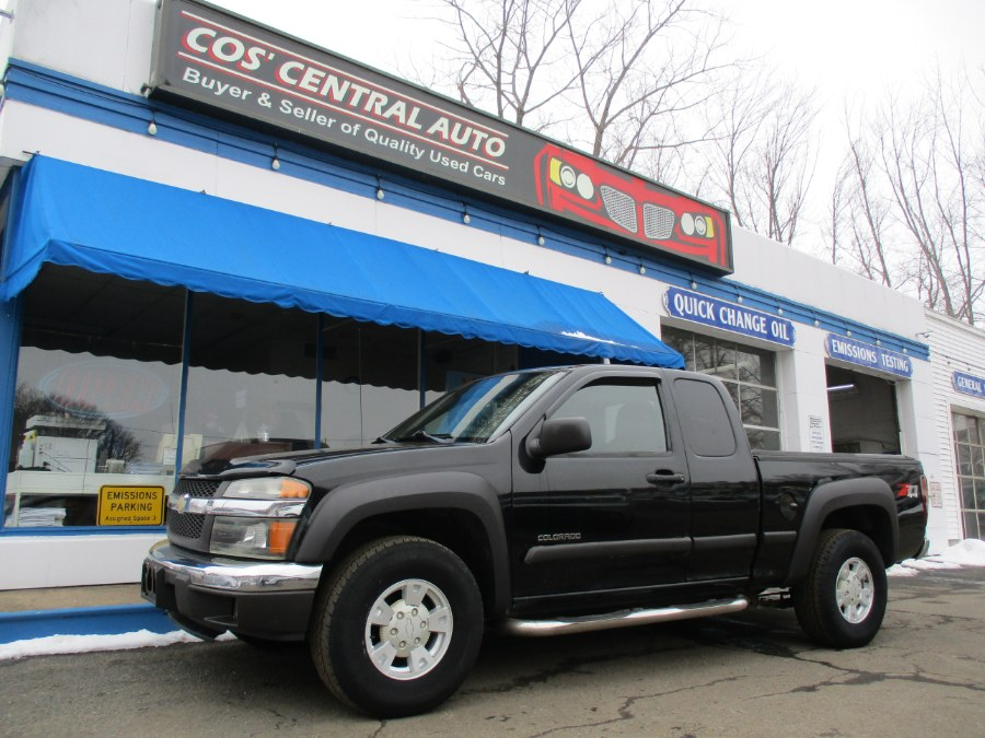 Used Chevrolet Colorado 4x4 2004 | Cos Central Auto. Meriden, Connecticut