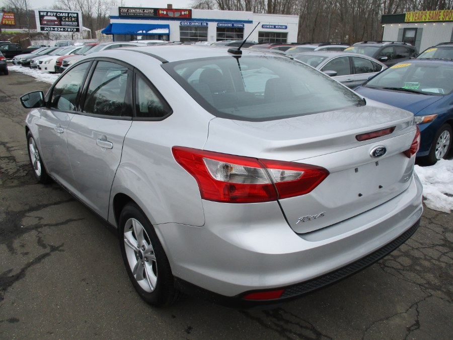 Used Ford Focus 4dr Sdn SE 2014 | Cos Central Auto. Meriden, Connecticut