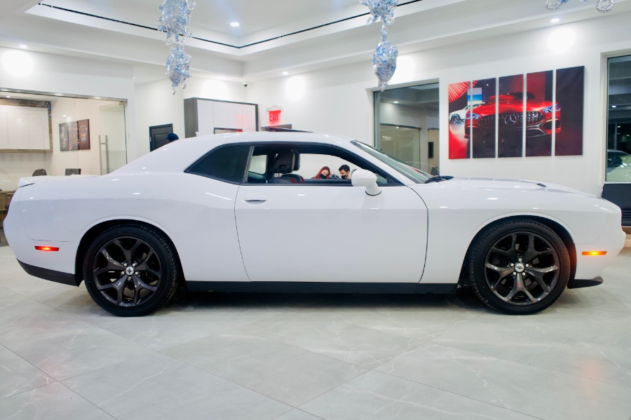 Used Dodge Challenger SXT Plus 2018 | Luxury Motor Club. Franklin Square, New York