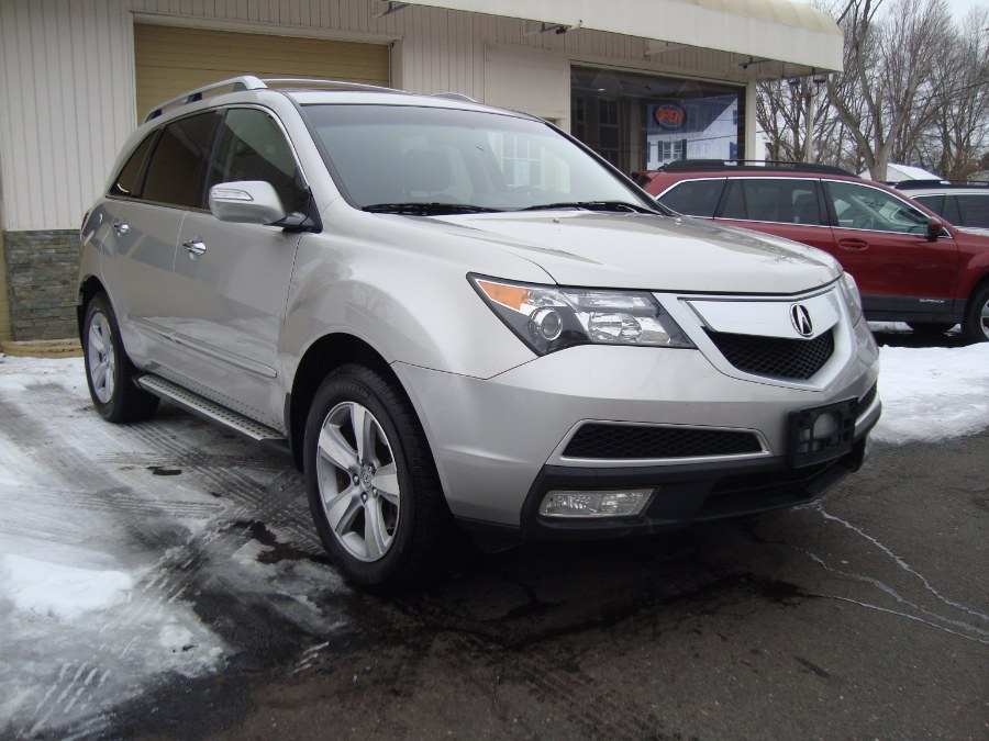 Used Acura MDX AWD 4dr Technology Pkg 2010 | Yara Motors. Manchester, Connecticut