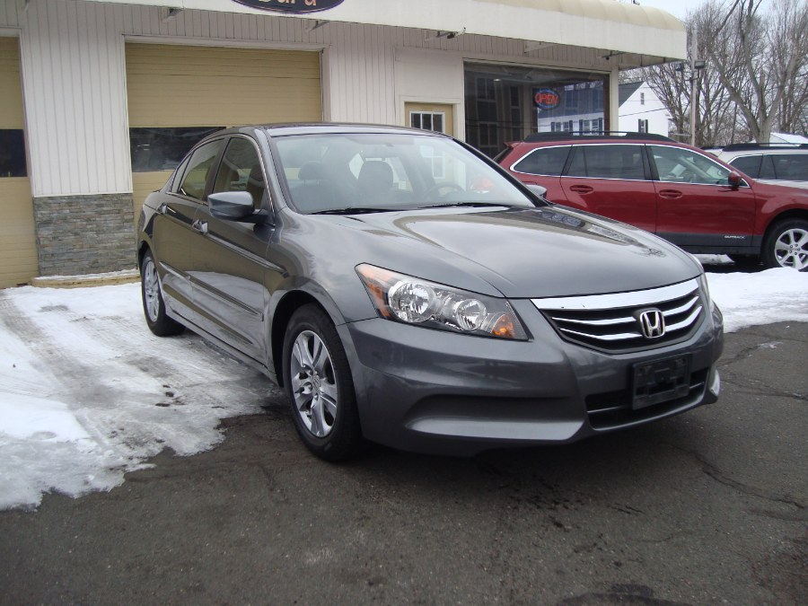 Used Honda Accord Sdn 4dr I4 Auto SE PZEV 2012 | Yara Motors. Manchester, Connecticut