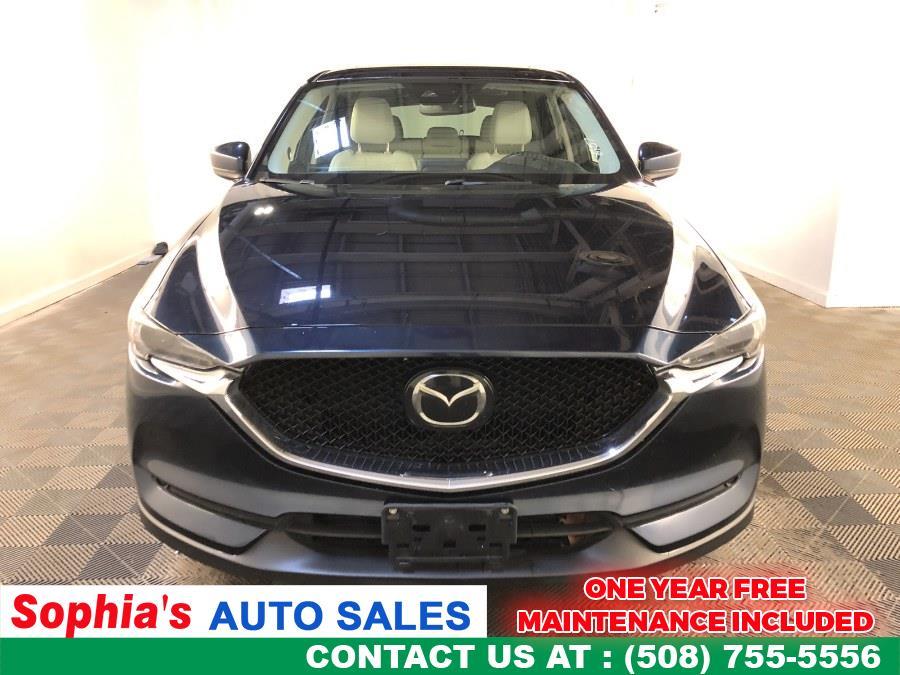Used 2017 Mazda CX-5 in Worcester, Massachusetts | Sophia's Auto Sales Inc. Worcester, Massachusetts