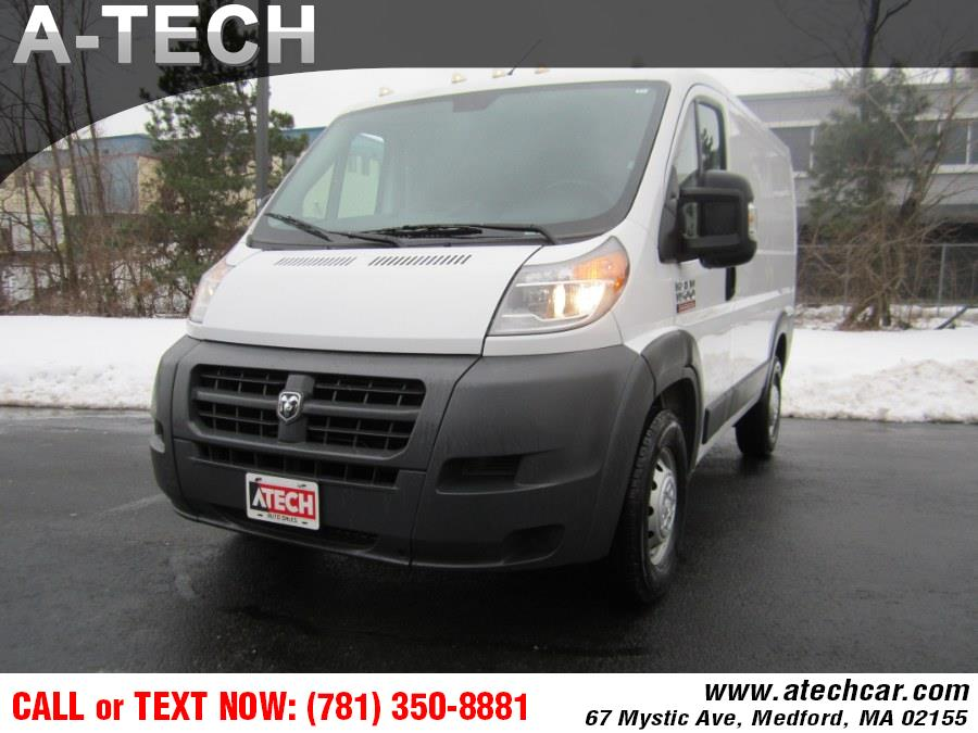 Used 2015 Ram ProMaster Cargo Van in Medford, Massachusetts | A-Tech. Medford, Massachusetts