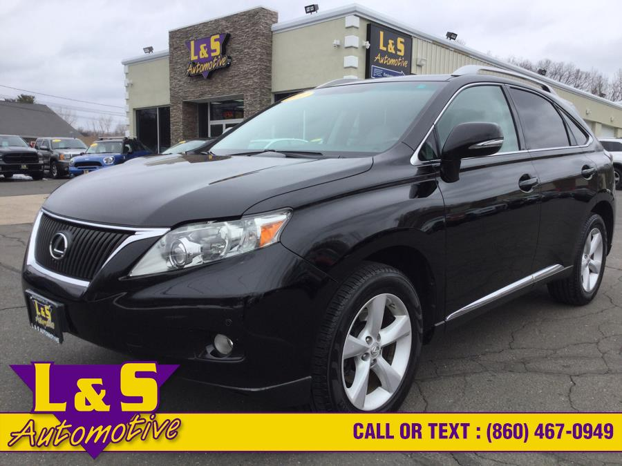 Used 2012 Lexus RX 350 in Plantsville, Connecticut | L&S Automotive LLC. Plantsville, Connecticut