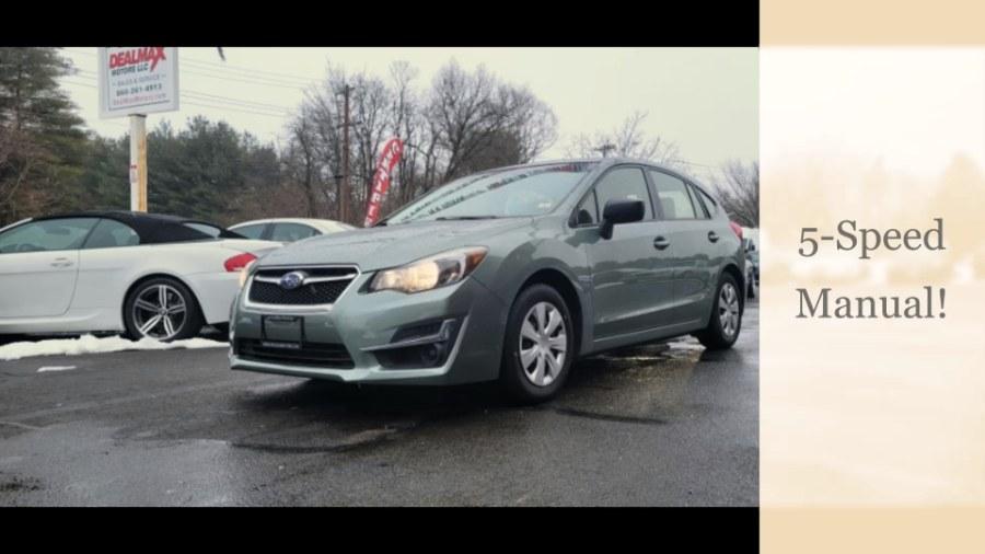 Used 2016 Subaru Impreza Wagon in Bristol, Connecticut | Dealmax Motors LLC. Bristol, Connecticut