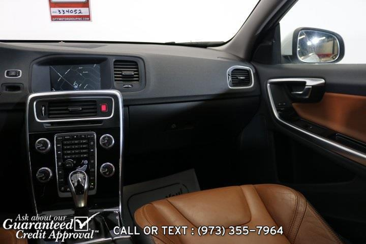 Used Volvo S60 T6 Platinum 2015   City Motor Group Inc.. Haskell, New Jersey