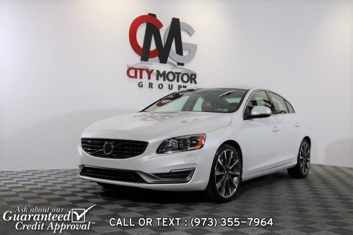 Used 2015 Volvo S60 in Haskell, New Jersey | City Motor Group Inc.. Haskell, New Jersey