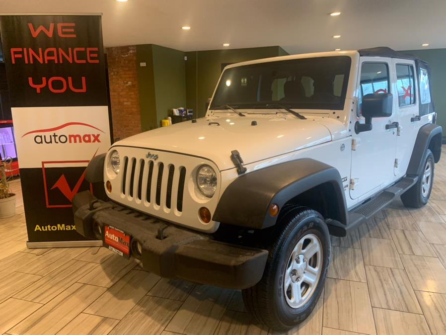 Used 2013 Jeep Wrangler Unlimited in West Hartford, Connecticut | AutoMax. West Hartford, Connecticut