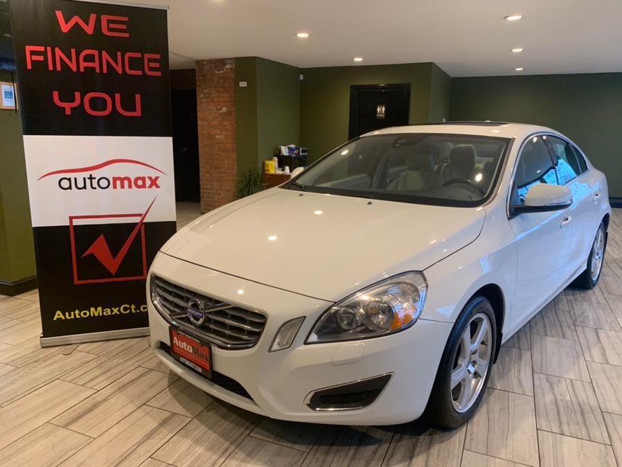 Used 2012 Volvo S60 in West Hartford, Connecticut   AutoMax. West Hartford, Connecticut