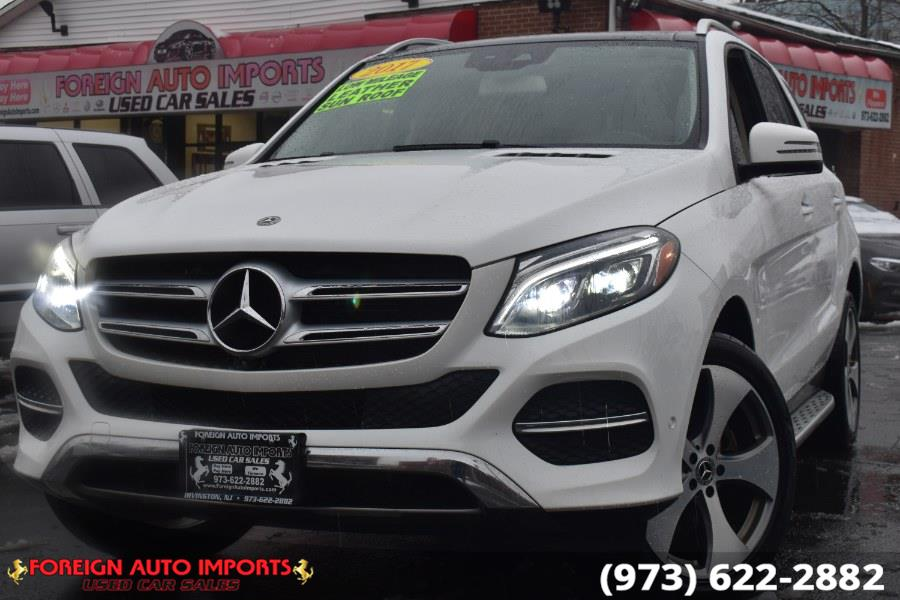 Used 2017 Mercedes-Benz GLE in Irvington, New Jersey | Foreign Auto Imports. Irvington, New Jersey