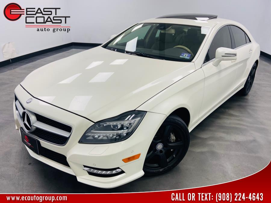 Used 2014 Mercedes-Benz CLS-Class in Linden, New Jersey | East Coast Auto Group. Linden, New Jersey