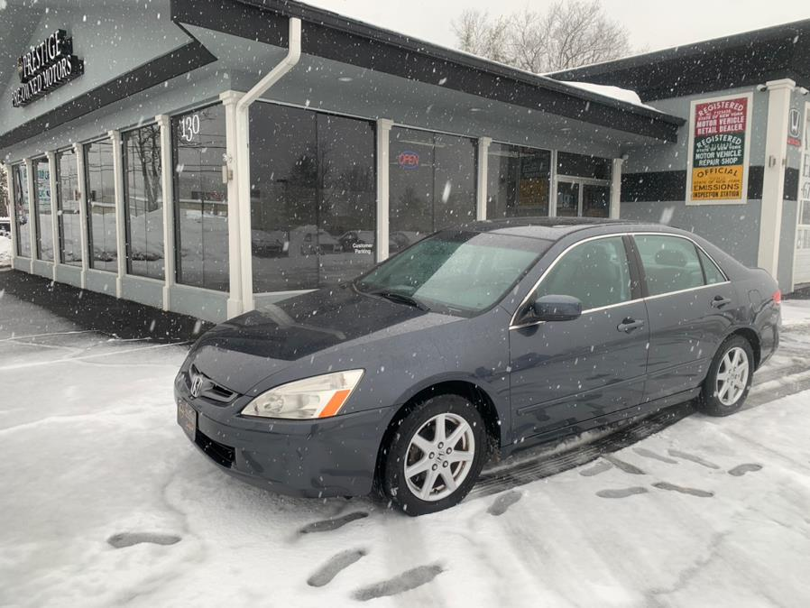 Used Honda Accord Sdn EX Auto V6 w/Leather/XM 2004 | Prestige Pre-Owned Motors Inc. New Windsor, New York