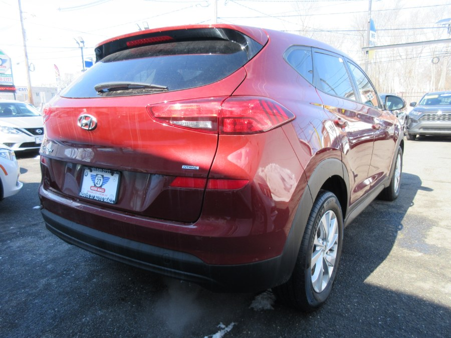 Used Hyundai Tucson SE AWD 2019 | Route 27 Auto Mall. Linden, New Jersey